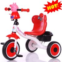 Factory Wholesale Baby Kids 3 Three Wheel Cycle Small Tricycle Bike for Children