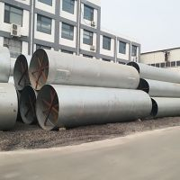SSAW steel pipe for piling construction