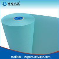 Class F DMD Dacron/mylar/Dacron insulation paper