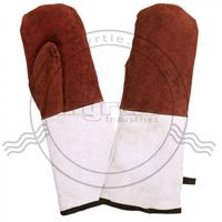 Split Leather Mittens