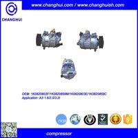 OEM 1K0820803F A/C COMPRESSOR FOR A3 1.6/2.0/3.2l