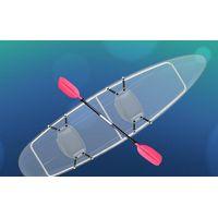 polycarbonate transparent canoe