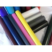 Bookbinding, PVC coated paper for bookbinding and covering thumbnail image