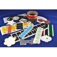 Custom Shaped Non-toxic And High Quality Die Cut Stickers With Durable Material