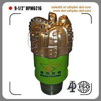 "9 1/2"" matrix body pdc drilling equipmemnt,rock drill bit thumbnail image"