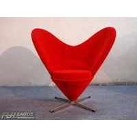 Heart Shaped Cone Chair