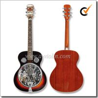 Spider Cone Plywood Electric Resonator Guitar/Resophonic Guitar (RGS88) thumbnail image