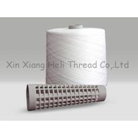 polyester yarn for sewing thread plastic cone