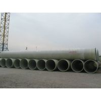 FRP pipes for water treatment