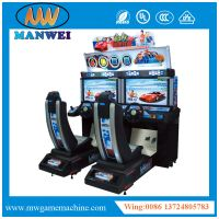 Coin Operated Simulator Video Outrun HD Arcades Racing Car Game Machine