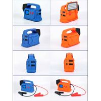 Portable rechargeable battery & Multipurpose Multifunction Auto Emergency Power jump starter thumbnail image