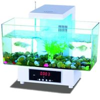 KangWei KW2013D-3 small aquarium tv stand portable fish tank