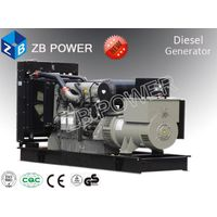 300KW Generator with VOLVO Engine thumbnail image