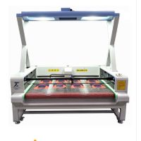 Ccd camera laser cutting engraving machine