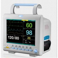 KN-601D transport multi parameter patient monitor a ambulance computer blood pressure monitor monito