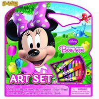 china art supplies character Art Tote Activity Set