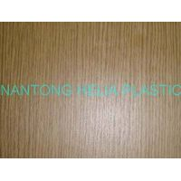 Pvc & non-pvc sheet wooden grain for decoration