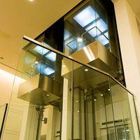 Glass Cabin Passenger Elevator