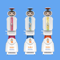 Education morning health check robot with system integration for growth of children in the schools thumbnail image