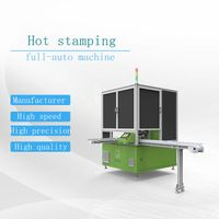 Automatic Hot foil stamping machinery for hose and tube thumbnail image