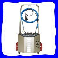 china trolley condenser/heat exchanger tube cleaner for CM-V at factory price