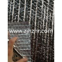 Bubble film cover aluminium film