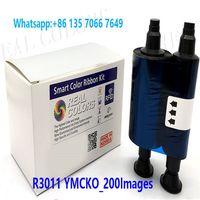 Compatible Evolis Ribbon R3011 , R2011, R3013 Ribbon thumbnail image