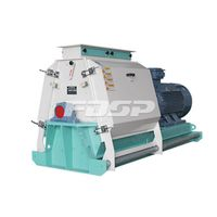 FFSP Series Organic Fertilizer Hammer Mill thumbnail image