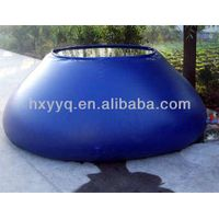 Portable Onion Water Bladder Tank