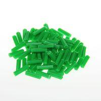 Wall Plastic Expansion Pipe Tube Plastic Nylon Green Plastic Anchor