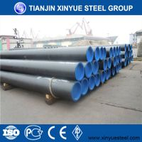 BS1387 ERW galvanized steel pipe for sale