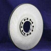 Vitrified Bond CBN Wheel for Camshaft Grinding thumbnail image