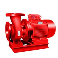 XBD-W Horizontal Fire fighting Pump