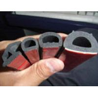 Rubber Sponge Strip/Rubber Sponge Sealing with 3m Tape/Auto Weatherstrip/Rubber Door Weatherstrip/Gl