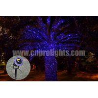 outdoor garden/christmas/tree/holiday laser light thumbnail image