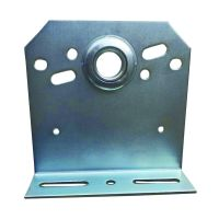 2.5mm Thickness Garage Door Side Bracket Industrial Bearing Bracket for Garage Door thumbnail image