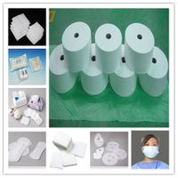 Supply Airthrough nonwoven fabric for baby diapers