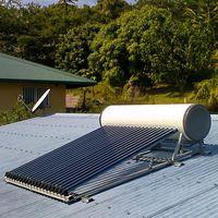 Efficient Anti-freezing Heat Pipe Panel Solar Vacuum Tube Collector thumbnail image