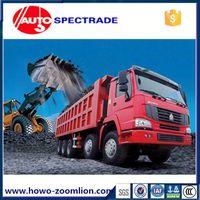 53 ton dump truck Sinotruk Howo 10*6