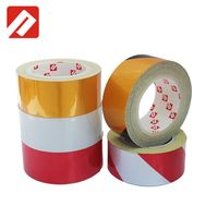 Hot sales High Intensity Grade Dot-c2 Vehicle Reflective Tape with all size