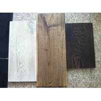 hand scraped engineered oak flooring
