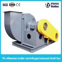 Y5-47II/Y5-48 Boiler centrifugal induced draft fan