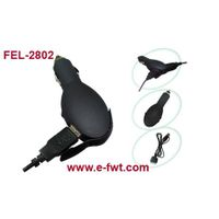 FEL-2802 ipad car charger(dual USB port)