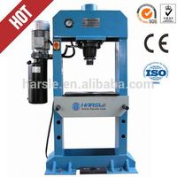 Gantry lifting hydraulic press machine