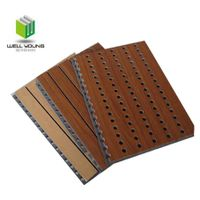 MGO Wooden Acoustic Panels studio soundproof booth recording booth