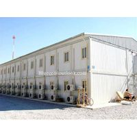 Container house,prefab office,Prefabricated residential structures thumbnail image
