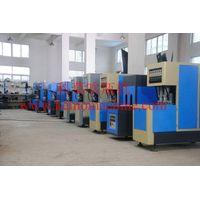 China semi automatic Injection blowing molding machine