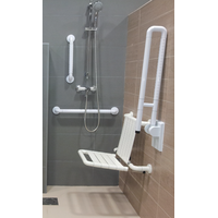 MicaCare bathroom bench