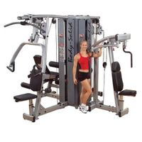 Body-Solid Base Frame for Pro Dual Multi-Stack DGYM thumbnail image