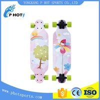 hot design custom mini longboard OEM service skateboard thumbnail image